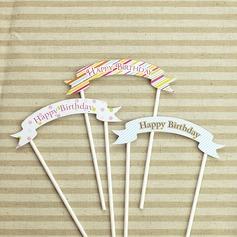 Бумага Фигурки для торта
