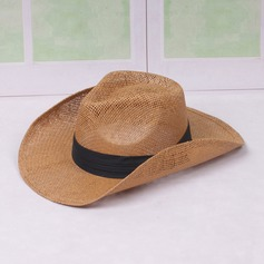 Couples' Hottest Linen/Salty Straw Straw Hats/Cowboy Hats