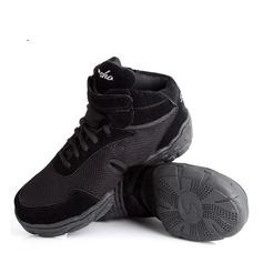 Unisex Tecido Camurça Tênnis Tênnis Sapatos de dança
