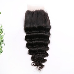 "4""*4"" 4A Deep Human Hair Closure (Sold in a single piece) (235138323)"