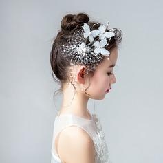 Taslar Ile Çiçek Headbands