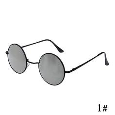 UV400 Retro /Vintage Redondo Oculos de sol (201083468)
