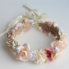 Beautiful Silk Flower/Simulation rattan Headbands (042230468)
