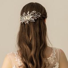 Damen Schöne Legierung Kämme und Haarspangen (In Einem Stück Verkauft)
