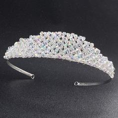 Lindo Cristal Diademas