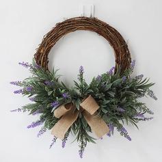 Einfache/Klassische Art Rund/Ins Auge Fallend Künstliche Blumen Hochzeits Dekoration