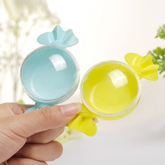 Creative/Classic/Lovely/Candy Design Plastic Favor Boxes