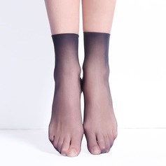 Micro Fishnet Core Spun Silk Liner Socks (Sarja 6)