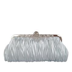 Gorgeous Silk Clutches/Bridal Purse/Evening Bags (012005434)