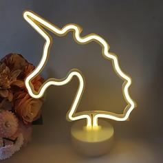Klassisk stil Härlig Plast LED Lampor (Säljs i ett enda stycke)