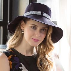 Dames Spécial/Glamour/Simple Coton Disquettes Chapeau
