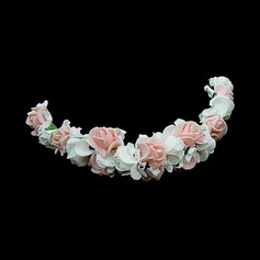 Dejligt Papir Blomster & Fjer