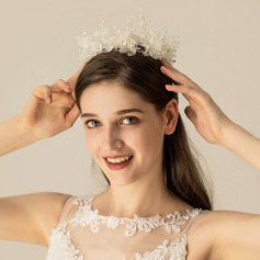 Ladies Glamourous Chiffon Tiaras (Sold in single piece)