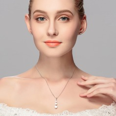 Elegante Strass Senhoras Conjuntos de jóias