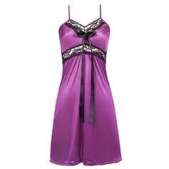 Lykra/Elastan Feminin Nattkläder