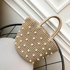 Unique Polyester Clutches/Satchel/Top Handle Bags
