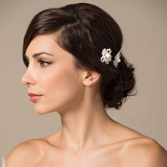 Élégante De faux pearl épingles à cheveux (Vendu dans une seule pièce)
