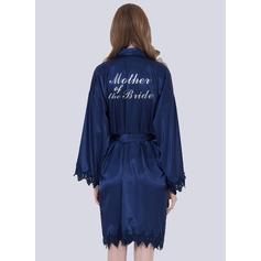 Spets Mamma Glitter Print Robes
