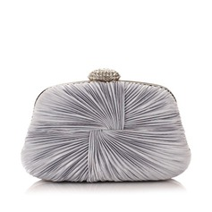 Elegant Suede Clutches (012147333)