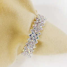 Alta qualidade Strass Anéis de guardanapo