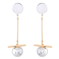 Nice Alloy Women's Fashion Earrings (Set of 2)