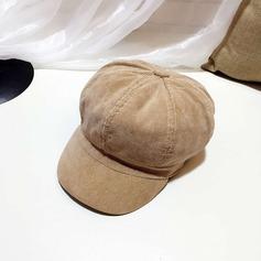 Kønsrelaterede Efterspurgte/Glamourøse/Classic/Enestående Bomuld/villus Baret Hat