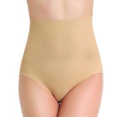 Damen Sexy Chinlon/Nylon Gesäß anheben Hohe Taille Slipformer Formwäsche