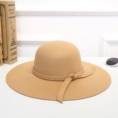 Unisex Moda Mistura de lã Chapéu de Coco / Cloche de Chapéu