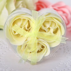 3 Pieces Lovely Rose Soaps