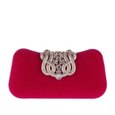 Elegant Velvet Fashion Handbags