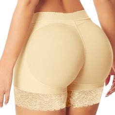 Casual Polyester/Chinlon Opaque Tights Shapewear