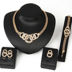 Fashional Alloy Ladies' Jewelry Sets