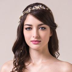 Mooi Steentjes/Kristal met Parel Dames Haar Sieraden