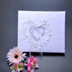 Sequin/Lace Guestbook
