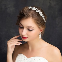 Ladies Charming Rhinestone/Alloy Headbands