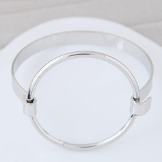 Klassiek Legering Dames Fashion Armbanden