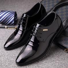 Hommes Similicuir Dentelle Derbies Décontractée Chaussures habillées Chaussures Oxford pour hommes
