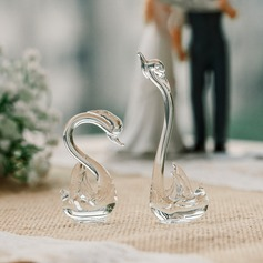 Precioso Vidrio Accesorios (2 piezas)