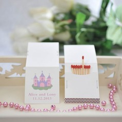 Personalized Castle Design Hard Card Paper