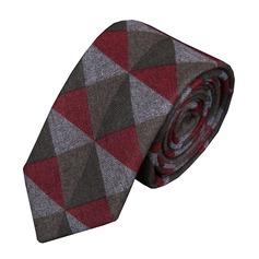Сетка шерстяные галстук