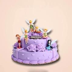 Decorações de bolos (Conjunto de 6)