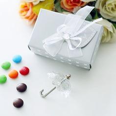 Charmant Cristal Cadeaux Creative avec Rubans (Vendu dans une seule pièce)
