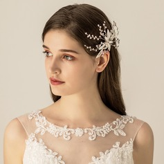 Abbigliamento donna Bella lega Pettine & clip di capelli (Venduto in un unico pezzo)
