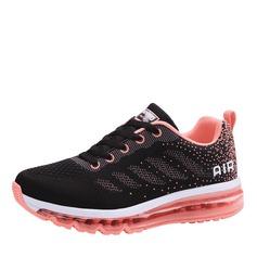 Frauen Netz mit Zuschnüren Sneaker & Sport
