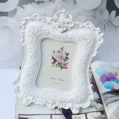 Floral Design Resin Photo Frames