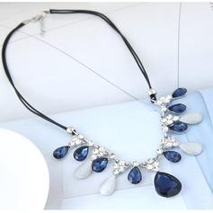 Gorgeous Legering Damer' Mode Halsband