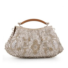 Elegant Polyester Clutches/Wristlets (012105341)
