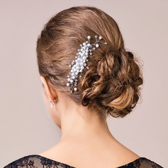 Belle Alliage/Perles d'imitation Des peignes et barrettes