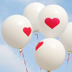 Belle Conception d'amour Ballon (Lot de 100)