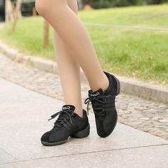 Unisexe Tissu Tennis Tennis avec Dentelle Chaussures de danse